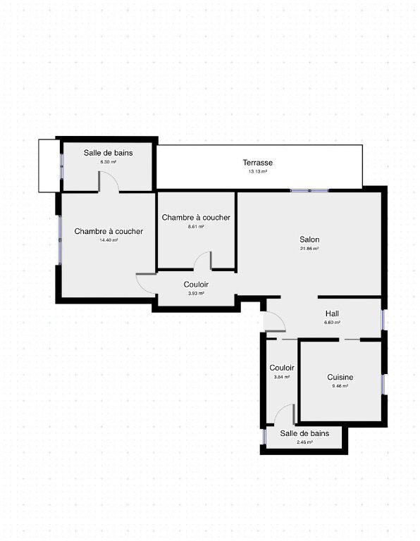 Appartement à vendre 3 77.39m2 à Cannes vignette-15