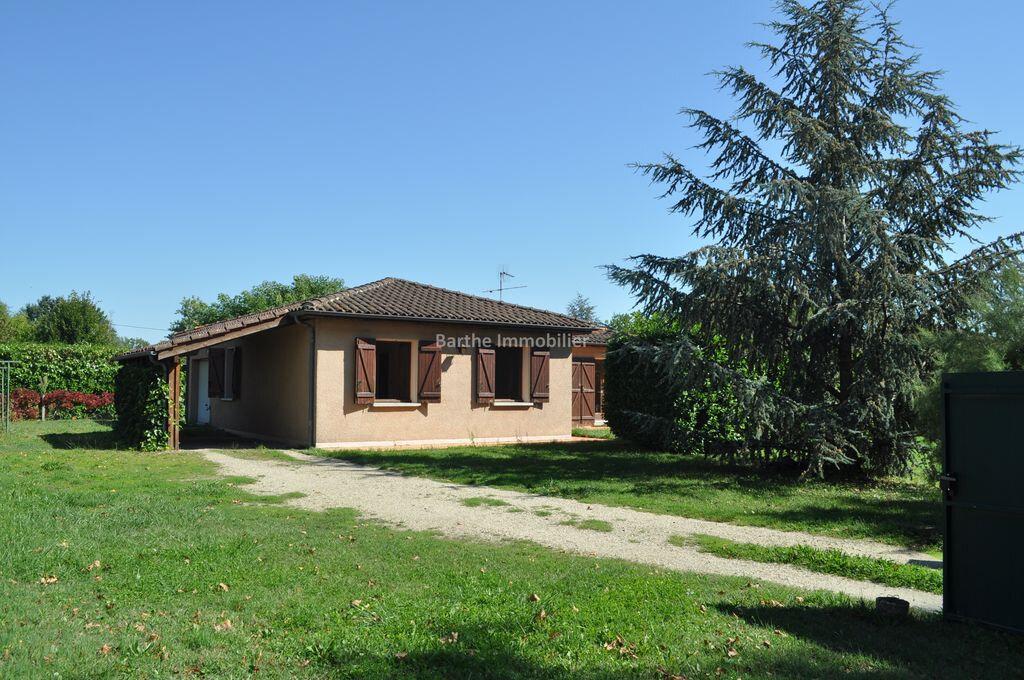 Maison à louer 4 93m2 à Gaillac vignette-1