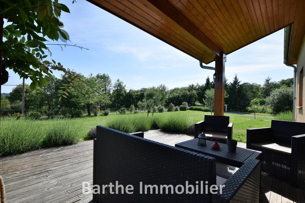 Maison à vendre 4 137m2 à Vaour vignette-5