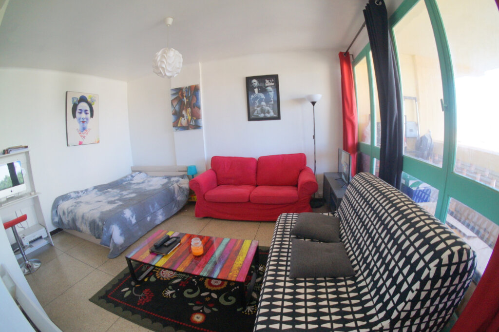 Appartement à louer 1 36m2 à Marseille 4 vignette-2