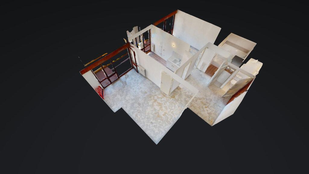 Appartement à louer 2 49m2 à Marseille 13 vignette-6