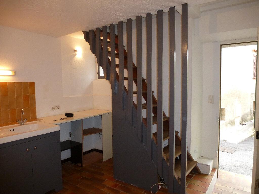 Appartement à louer 1 22m2 à Villeneuve-Loubet vignette-5