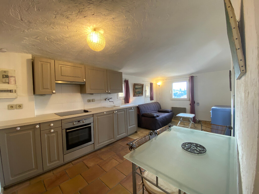 Appartement à louer 2 29.68m2 à Saint-Paul-de-Vence vignette-1