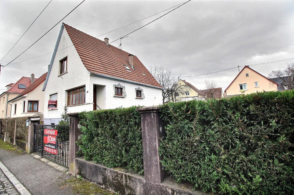 Maison à vendre 4 91.11m2 à Hoenheim vignette-1