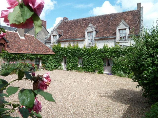 Maison à vendre 9 225m2 à Nouans-les-Fontaines vignette-1