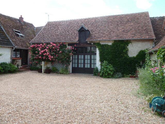 Maison à vendre 9 225m2 à Nouans-les-Fontaines vignette-2