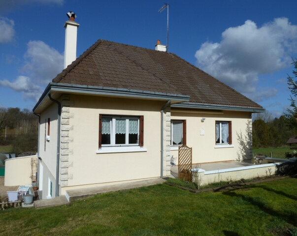 Maison à vendre 4 91m2 à Villentrois vignette-1