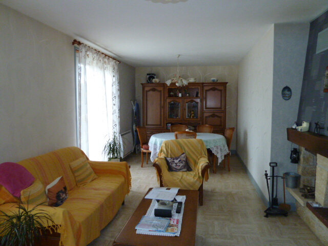 Maison à vendre 4 91m2 à Villentrois vignette-3