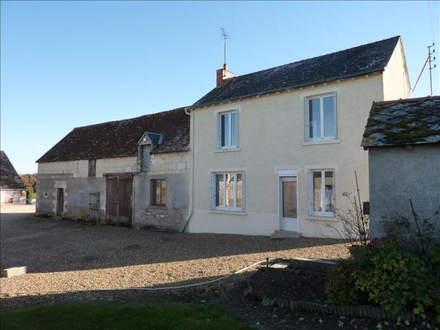 Maison à vendre 4 94m2 à Orbigny vignette-2