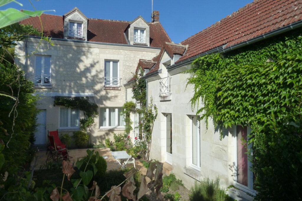 Maison à vendre 7 140m2 à Saint-Aignan vignette-1
