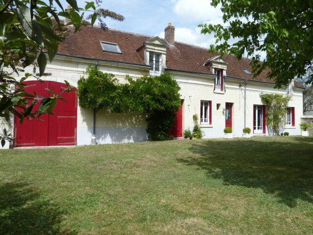 Maison à vendre 7 145m2 à Noyers-sur-Cher vignette-1