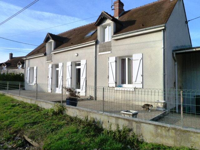 Maison à vendre 6 130m2 à Saint-Romain-sur-Cher vignette-1