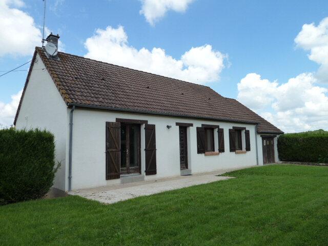 Maison à louer 4 88m2 à Châteauvieux vignette-1