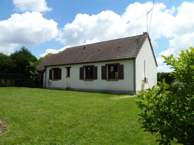 Maison à louer 4 88m2 à Châteauvieux vignette-2