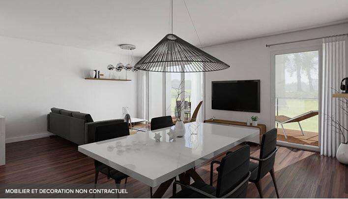 Appartement à vendre 3 73m2 à Périgny vignette-1