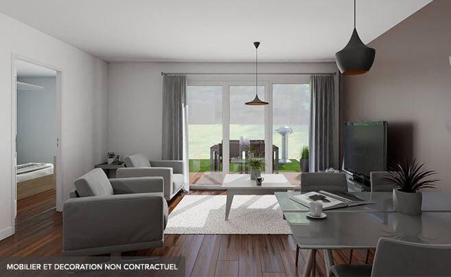 Maison à vendre 3 75m2 à Périgny vignette-1