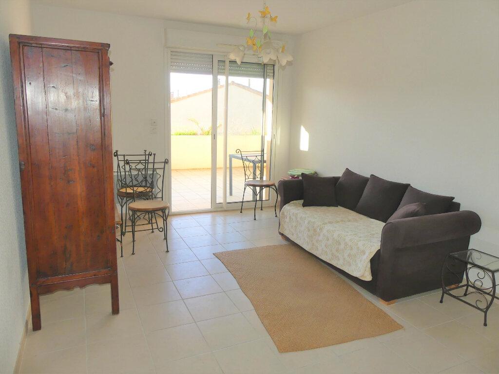 Appartement à vendre 2 37.45m2 à Sérignan vignette-1