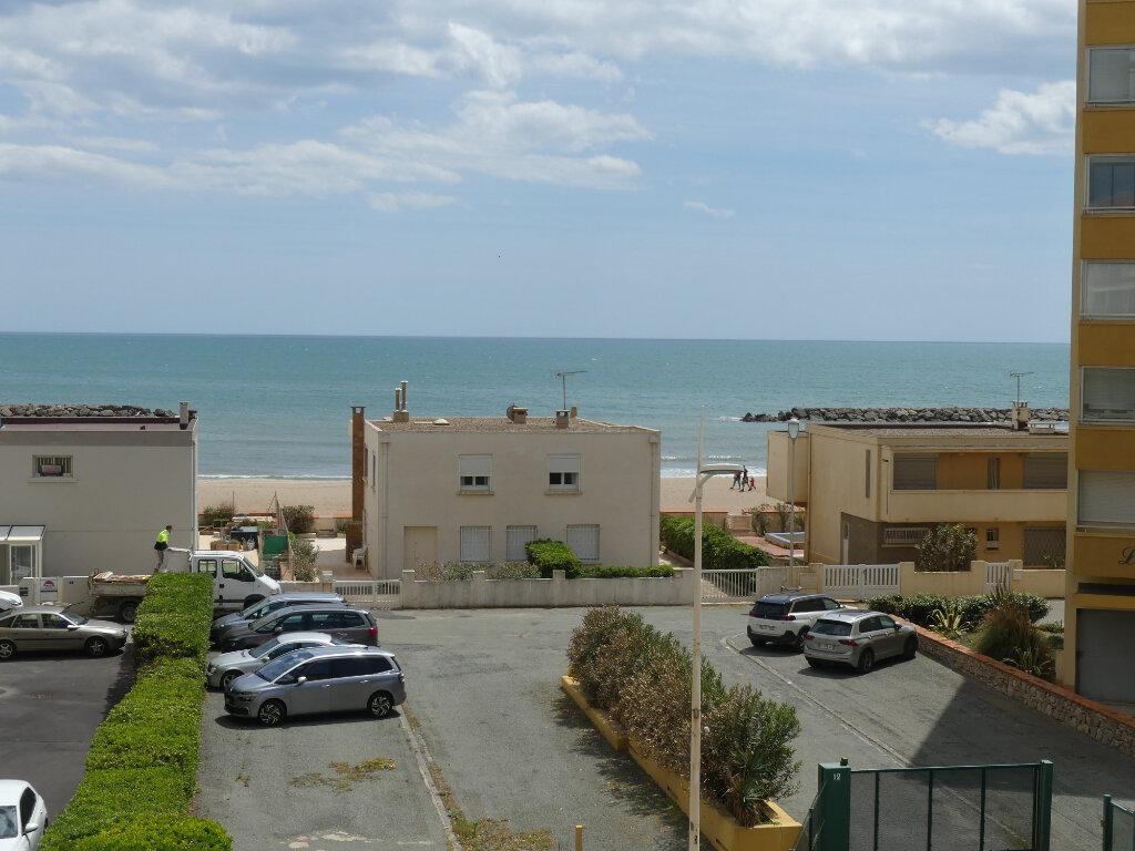 Appartement à vendre 3 35.87m2 à Valras-Plage vignette-2