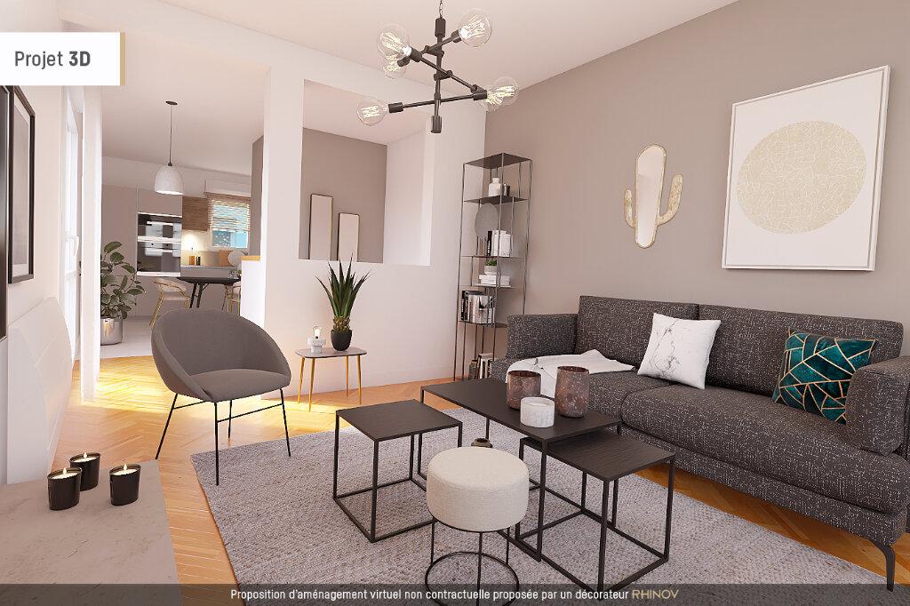 Appartement à vendre 3 61.16m2 à Maurepas vignette-1