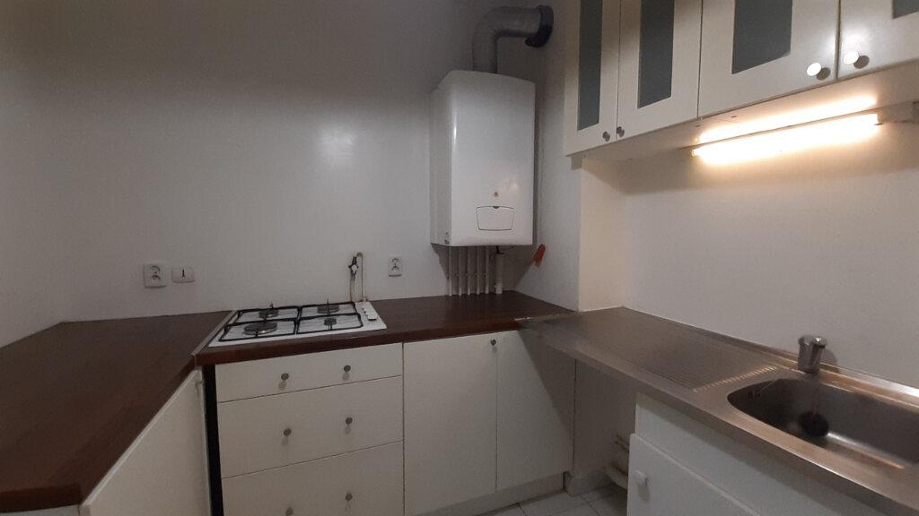 Appartement à louer 2 37m2 à Élancourt vignette-4