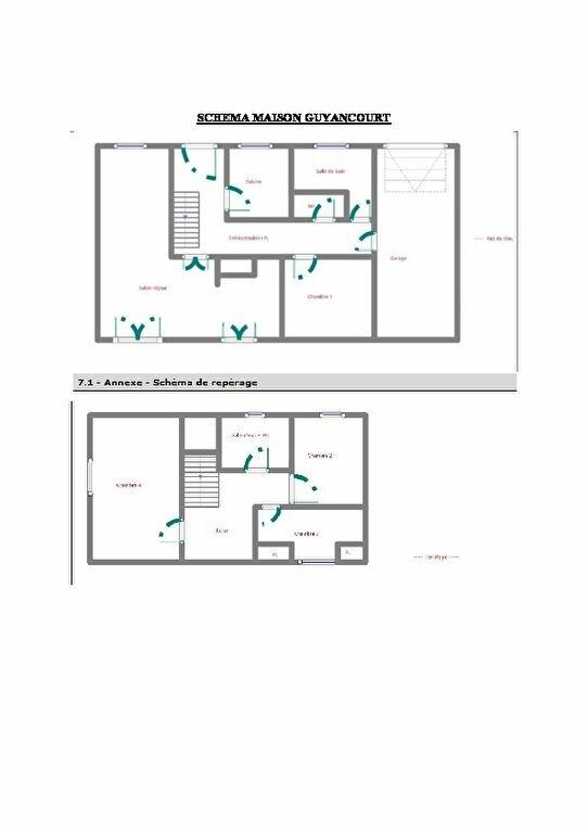 Maison à vendre 5 128.63m2 à Guyancourt plan-1