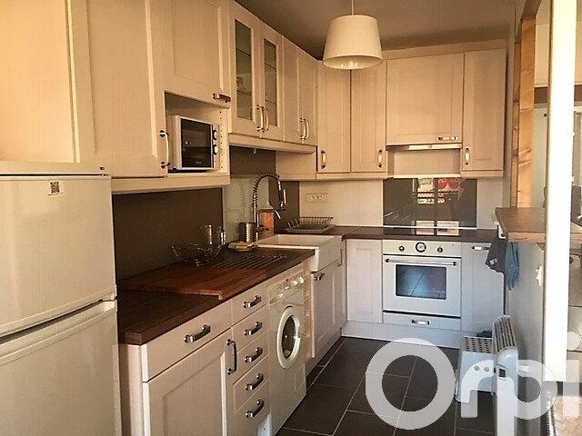 Appartement à louer 2 51.3m2 à Guyancourt vignette-2