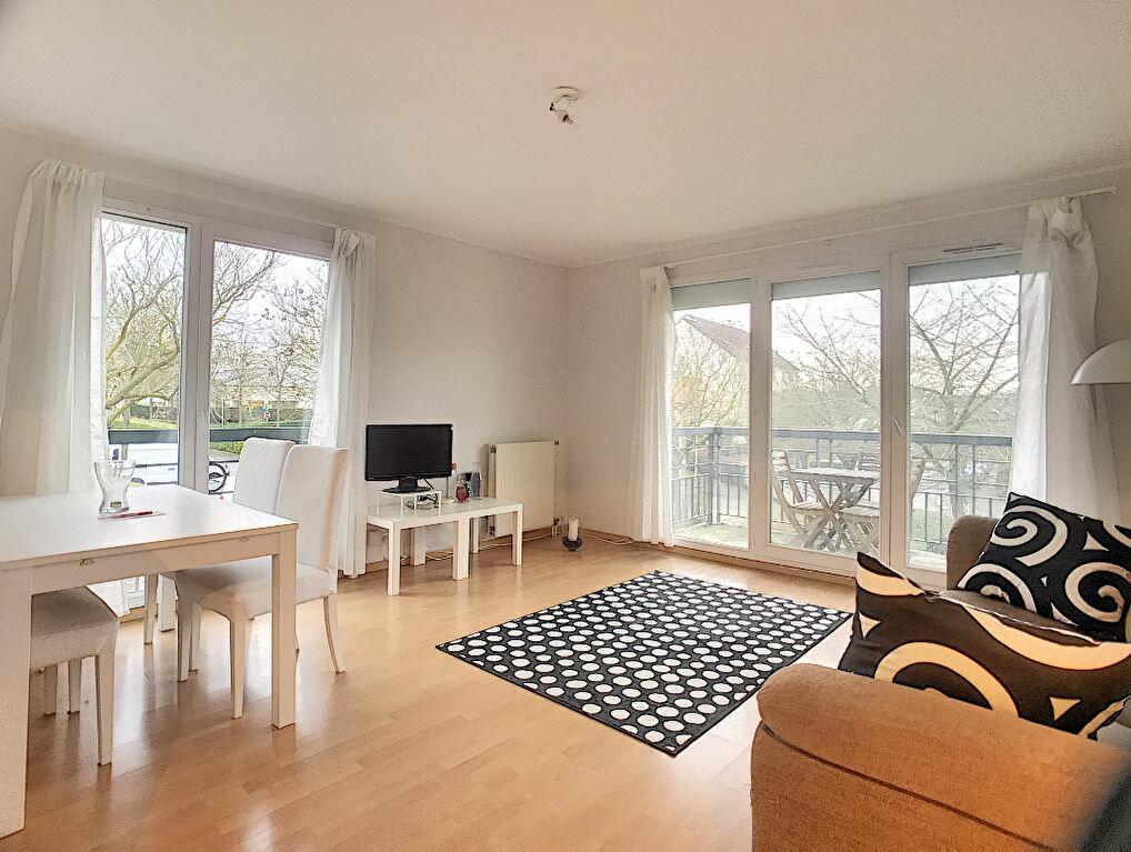 Appartement à louer 3 61.61m2 à Guyancourt vignette-2