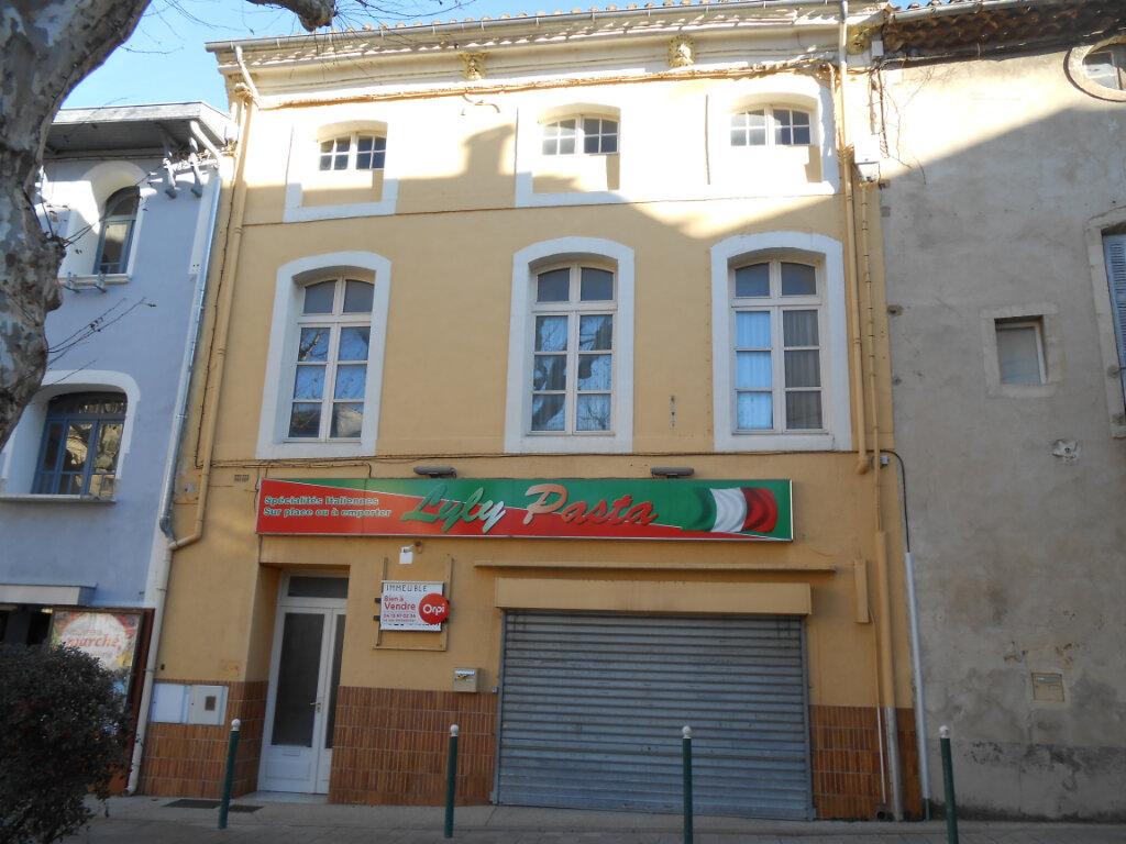 Immeuble à vendre 0 239m2 à Bollène vignette-1