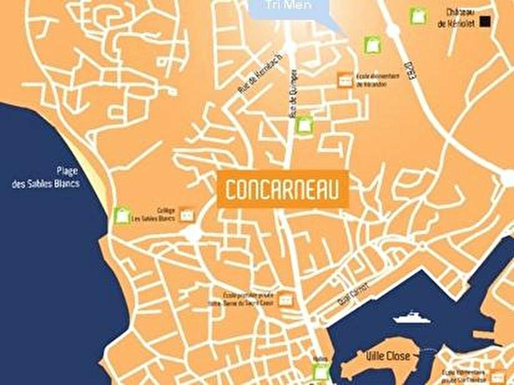 Appartement à vendre 2 48.3m2 à Concarneau vignette-2