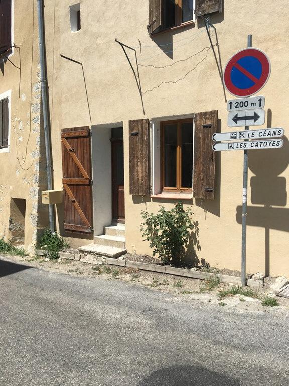 Appartement à louer 2 45m2 à Orpierre vignette-2