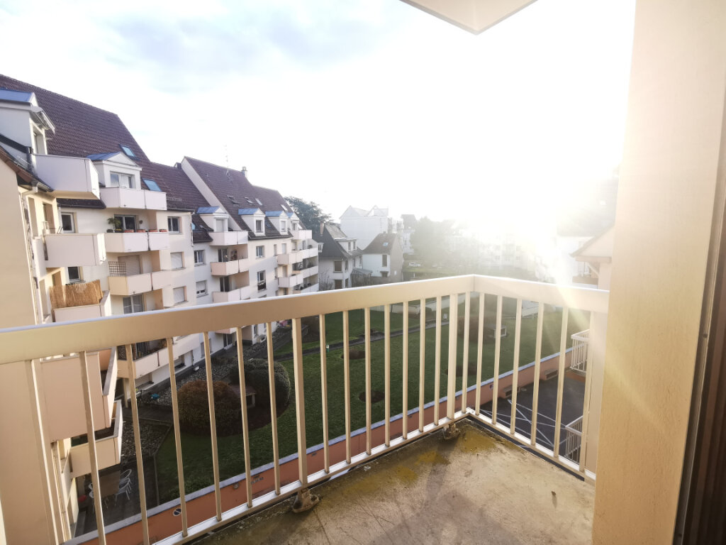 Appartement à louer 2 40.53m2 à Strasbourg vignette-2