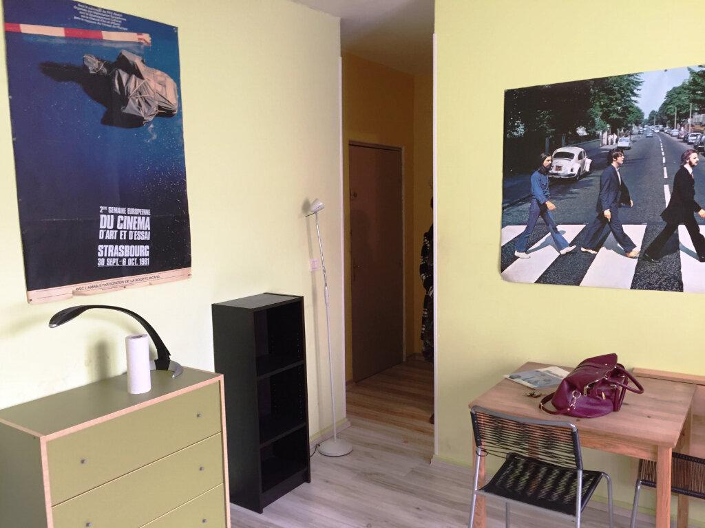 Appartement à louer 1 23m2 à Strasbourg vignette-5
