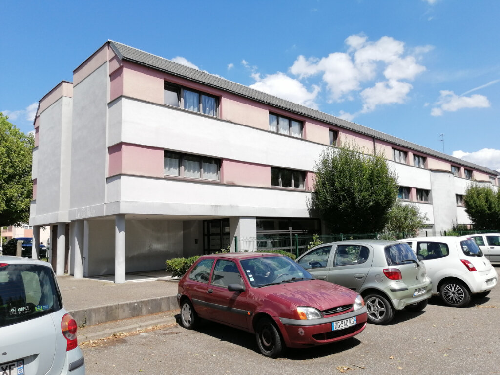 Appartement à vendre 1 18m2 à Illkirch-Graffenstaden vignette-2