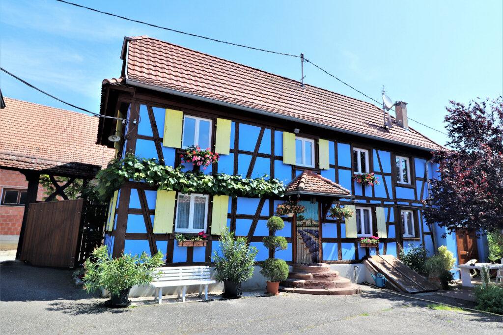Maison à vendre 6 138.5m2 à Schnersheim vignette-1