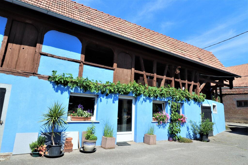 Maison à vendre 6 138.5m2 à Schnersheim vignette-10