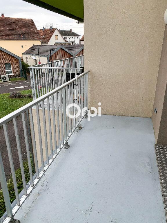 Appartement à louer 1 31.22m2 à Ostwald vignette-4