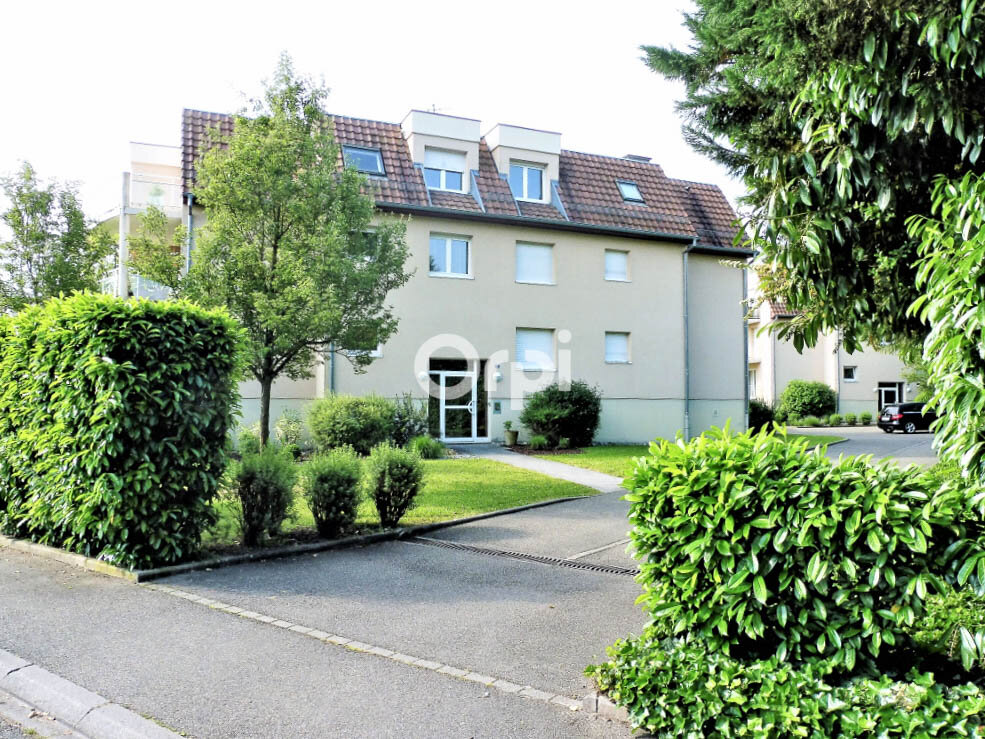 Appartement à louer 2 52.25m2 à Strasbourg vignette-8