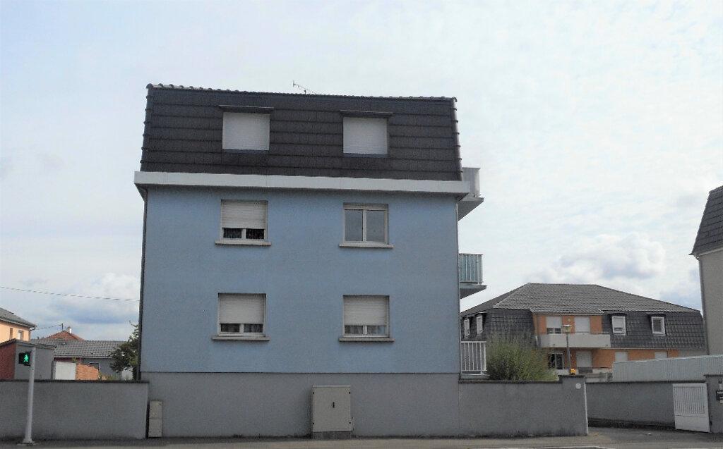 Appartement à vendre 3 90.36m2 à Mulhouse vignette-1