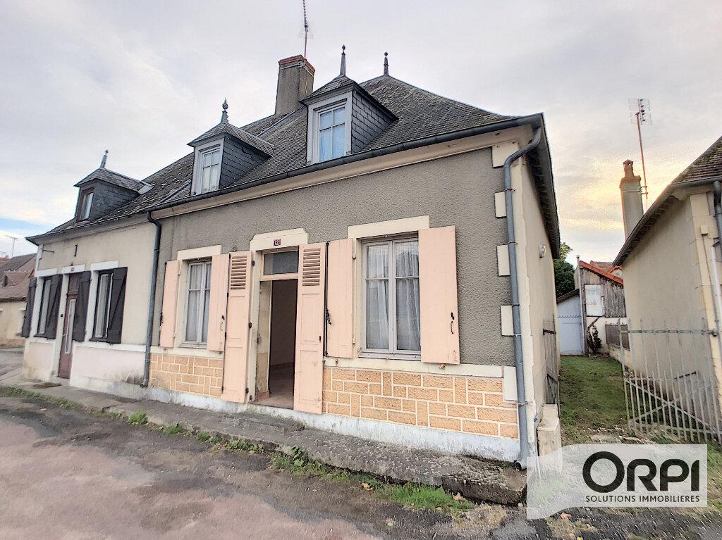 Maison à vendre 7 140m2 à Bannegon vignette-1