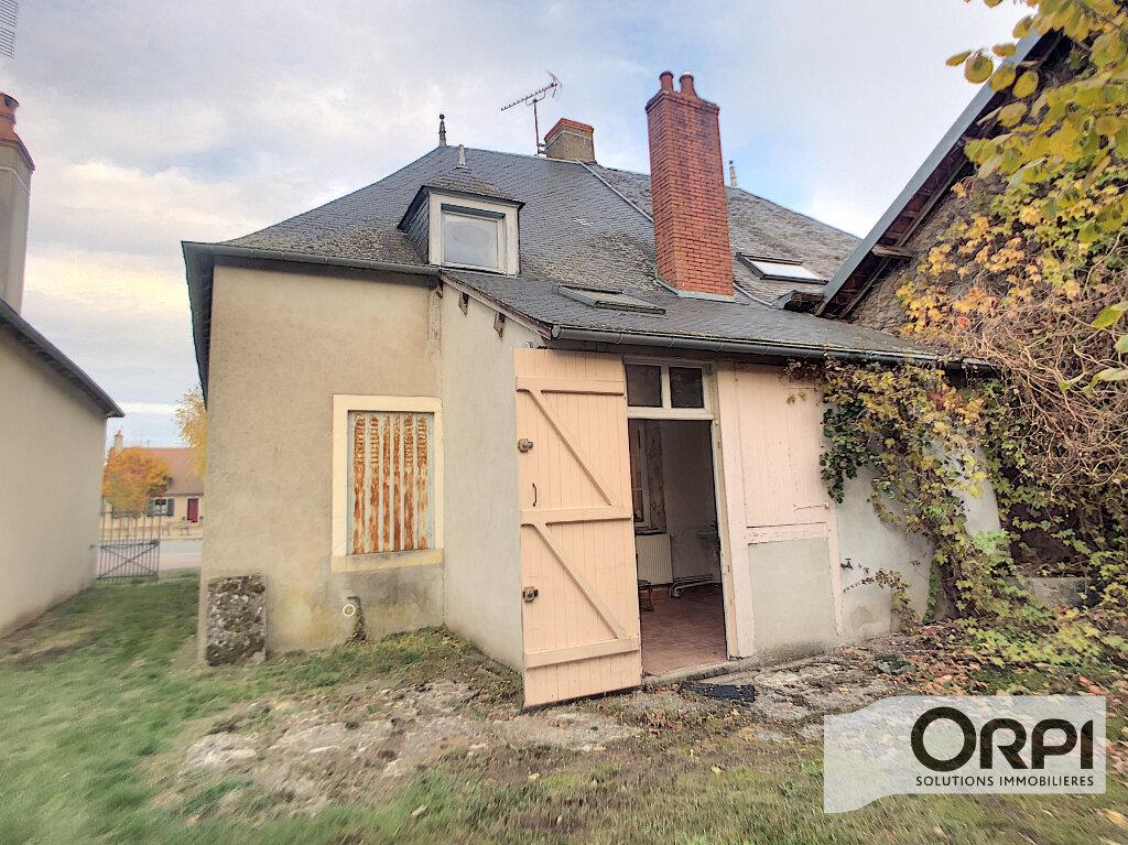 Maison à vendre 7 140m2 à Bannegon vignette-13
