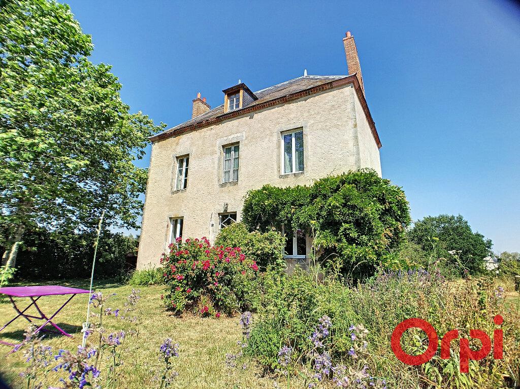 Maison à vendre 6 132m2 à Hérisson vignette-1