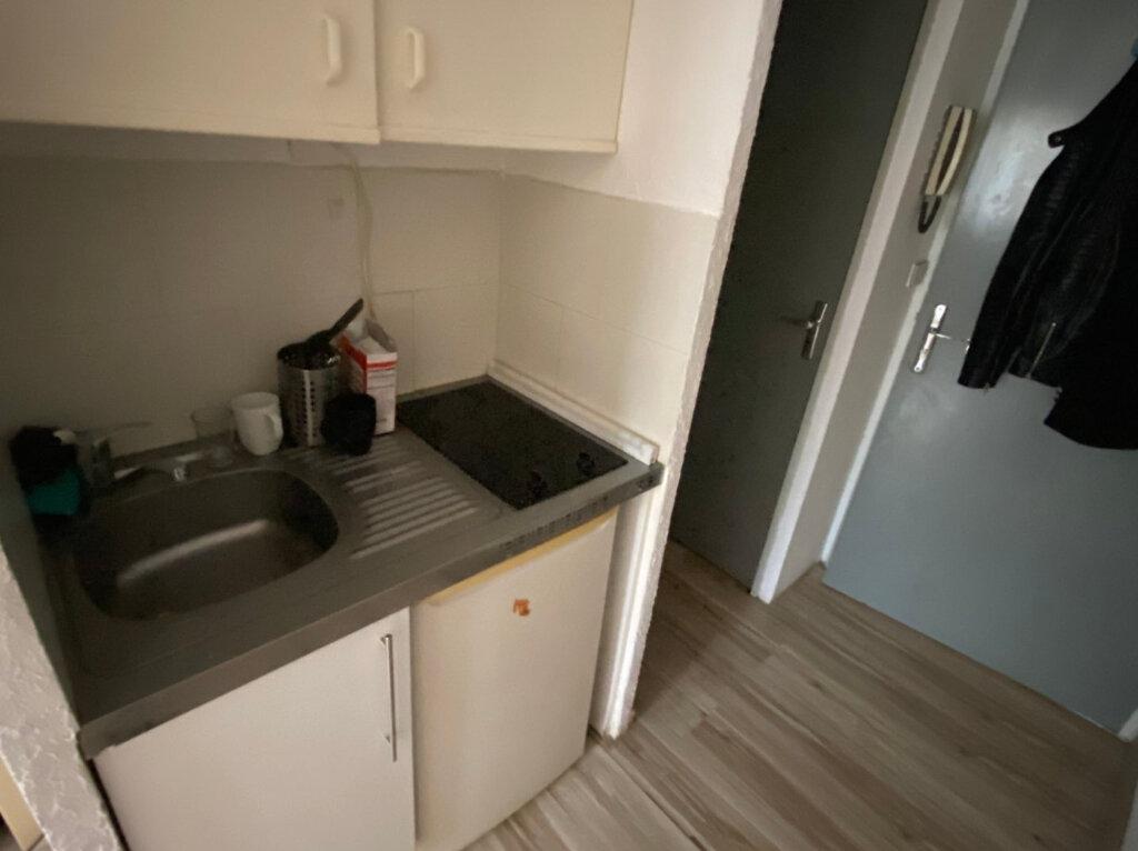 Appartement à louer 1 18m2 à Montpellier vignette-1