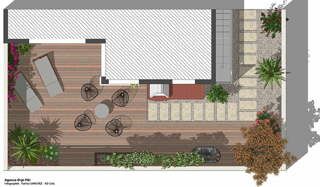 Maison à vendre 6 150m2 à Béziers vignette-6