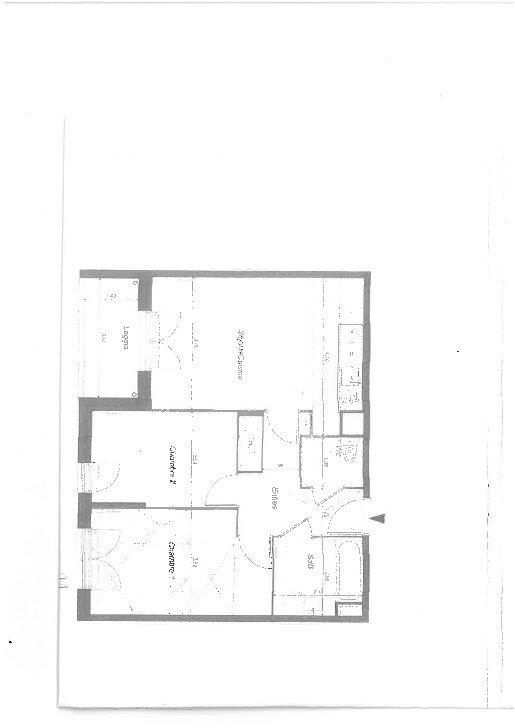 Appartement à louer 3 57.46m2 à Vert-Saint-Denis vignette-5