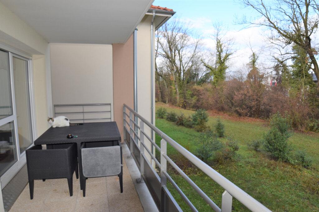 Appartement à louer 2 45m2 à Vétraz-Monthoux vignette-1
