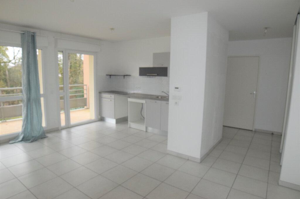 Appartement à louer 2 45m2 à Vétraz-Monthoux vignette-3