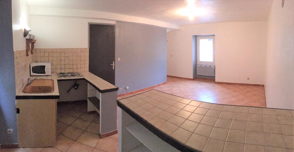 Appartement à louer 2 42.46m2 à Coaraze vignette-3