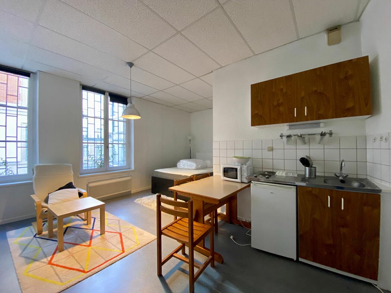 Appartement à louer 1 26.73m2 à Nancy vignette-1