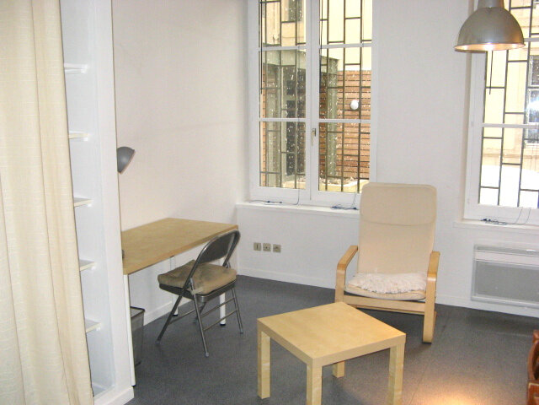 Appartement à louer 1 26.73m2 à Nancy vignette-3