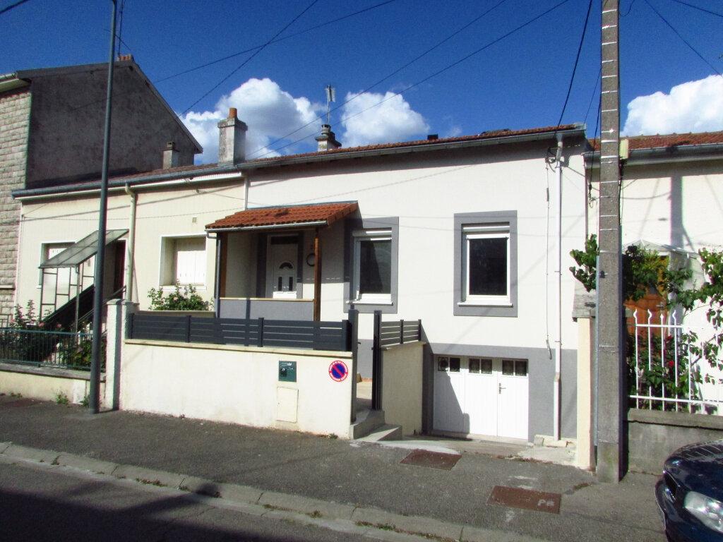 Maison à louer 5 93.36m2 à Villers-lès-Nancy vignette-1